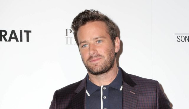 Armie Hammer is Really Into Bondage, Both on Main and His Alleged Secret Instagram Account