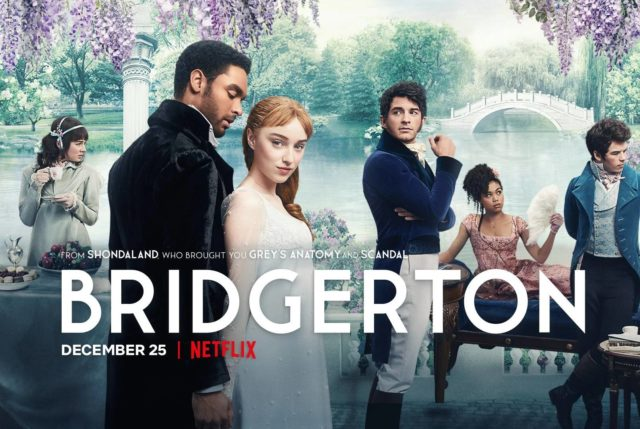 Netflix's Big Hit 'Bridgerton' is Also a Big Hit for Porn Sites